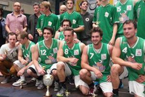 Stevoort B Winnaars Finale Beker van Limburg 2014