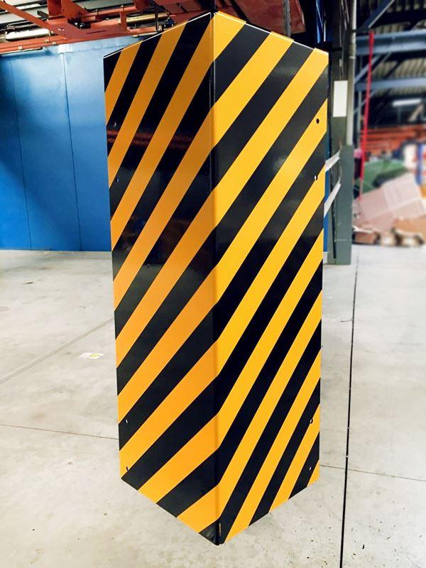 Multi-colour hoekbescherming