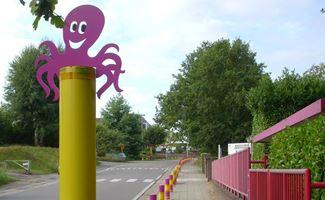 Octopus signalisatie
