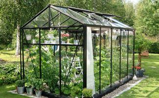 Aluminium plantenserre