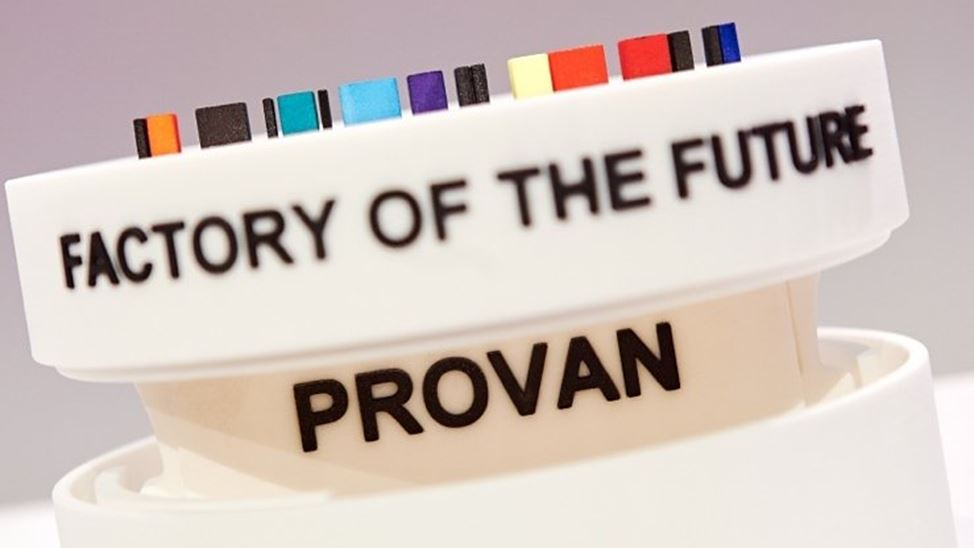 Provan declared factory of the future