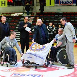 Limburg United on Wheels