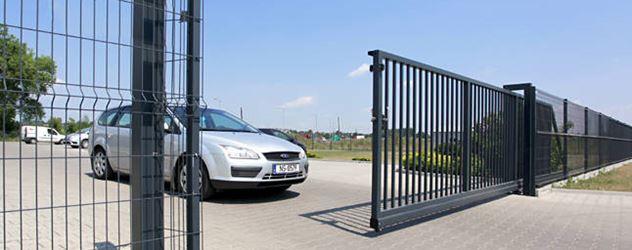 Industriële poorten