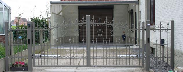 Rustieke poorten