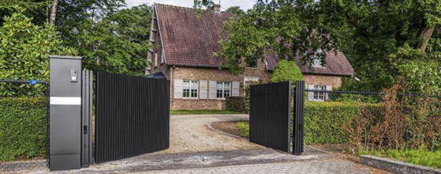 Moderne poorten AW10.76