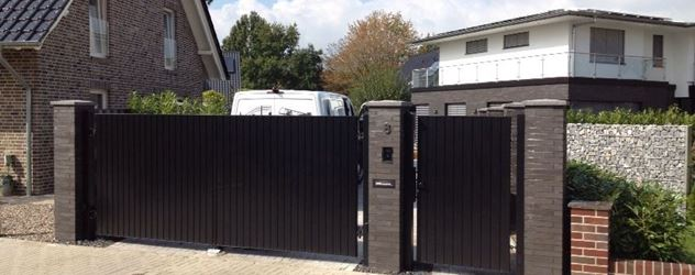 Moderne poorten AW 10.TT