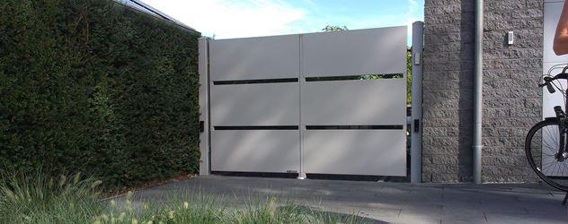 Moderne poorten AW 10.110