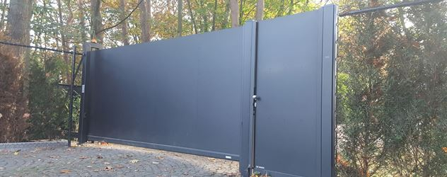 Moderne poorten AW 10.112