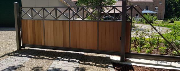 Moderne poorten AW 10.103
