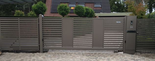 Moderne poorten AW 10.108