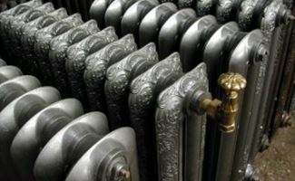 Antique radiators