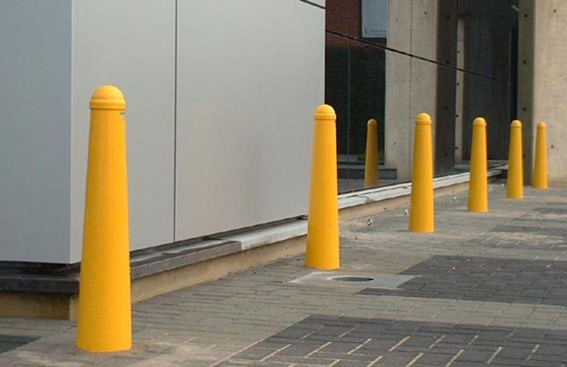 Amsterdam style poles