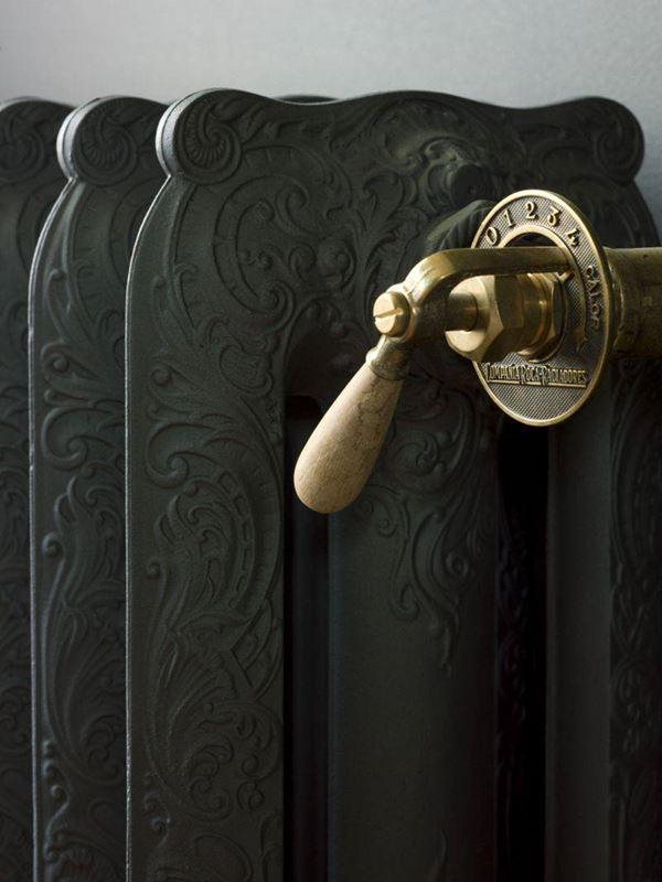 Rococo radiator