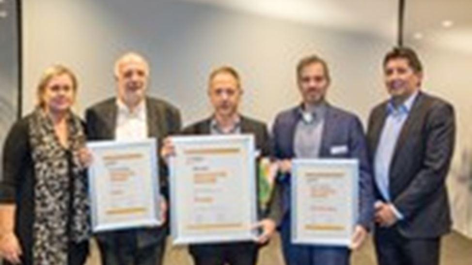 "Provan wint ""Innovatie Award"" Voka"