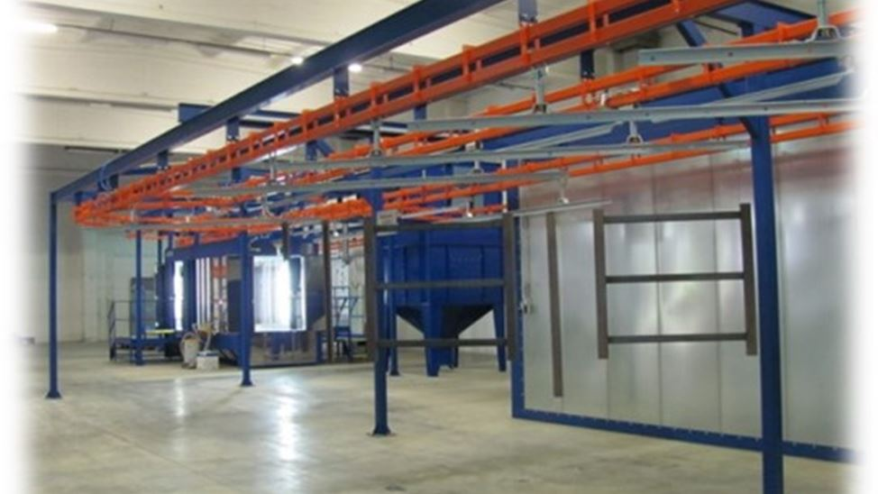 Provan starts 2nd Division in the Czech Republic with an in house coating line