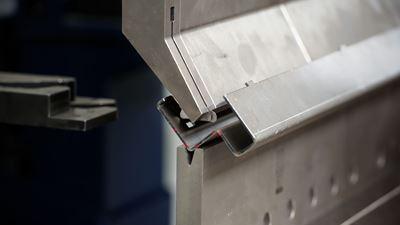 Angle folding-bending
