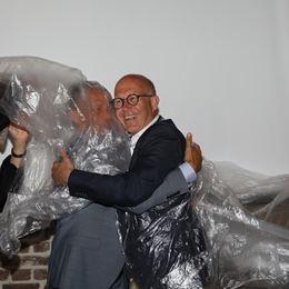 Nieuwe voorzitter 2021-2022 Carl DIERICKX