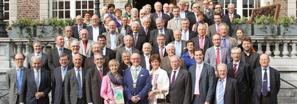 2014-'15: Rotary Club Hasselt-Herckenrode bestaat 40 jaar