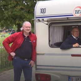 RcHH stelt twee caravans ter beschikking aan Chaudfontaine